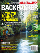 Backpacker 2013-5 Cover