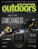 Elevation Outdoors December issue