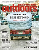 Elevation Outdoors 2013 January issue